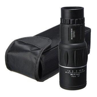 EcoSport Ultra-compact 16x52 Monocular Spotting Scope Single TubeTelescope + Pouch