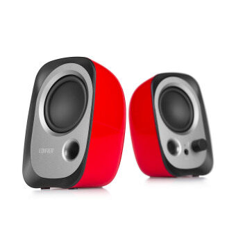 Harga Edifier R12U Active USB Powered Speakers - Red