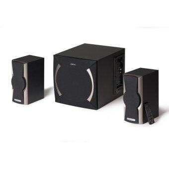 Harga Edifier XM6BT High Quality 2.1 Multimedia Speaker with Bluetooth, Aux Input, USB, Micro SD Card and Wireless Remote