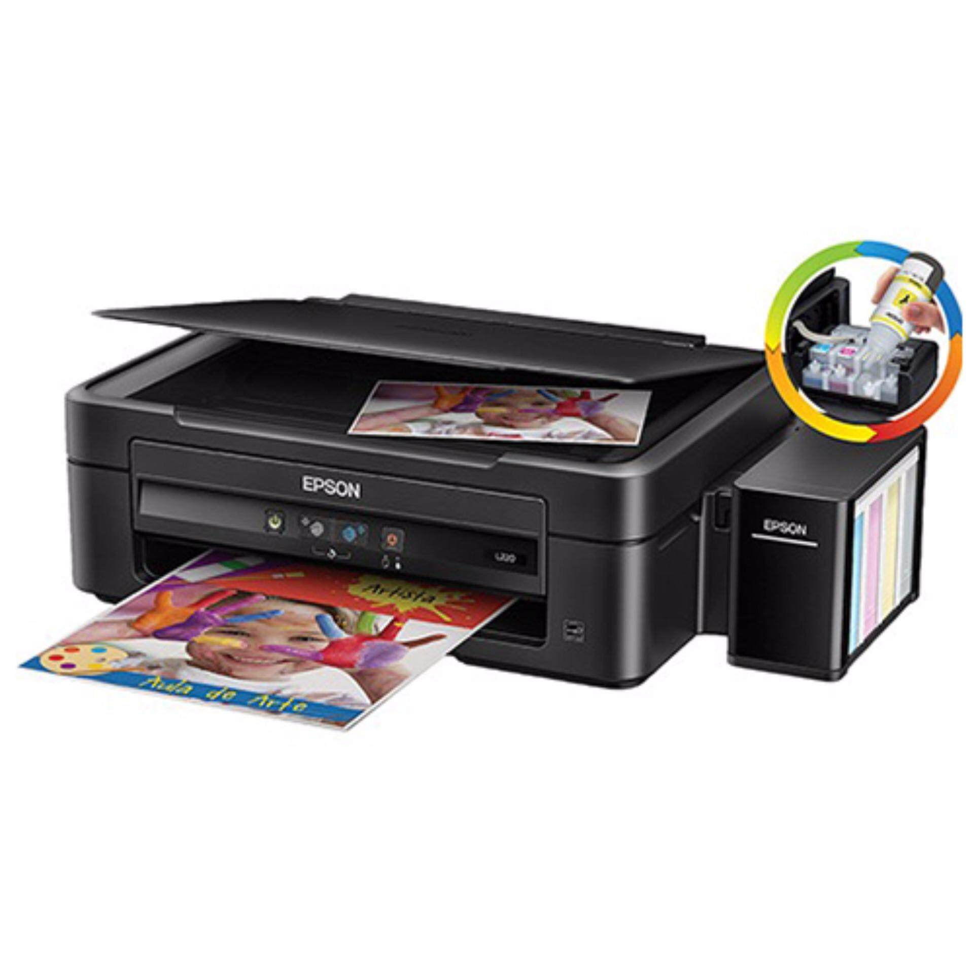 Epson L360 3in1 Color Inkjet hi-speed Printer (READY STOCK)