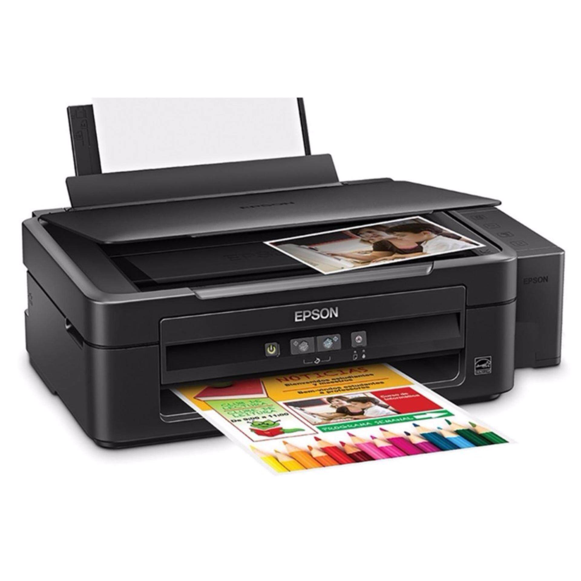 Epson L360 3in1 Color Inkjet hi-speed Printer (READY STOCK)