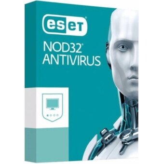 Eset NOD32 Antivirus 2017 - 2 Years 2 PC - Download