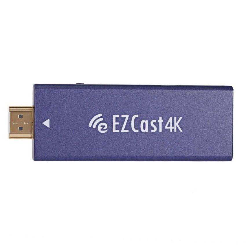 EZCast 4K TV Dongle Dual Band 2.4GHz 5GHz WiFi Miracast AirplayDLNA TV Stick - intl