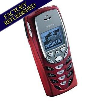 (FACTORY REFURBISHED) Nokia 8310 Red