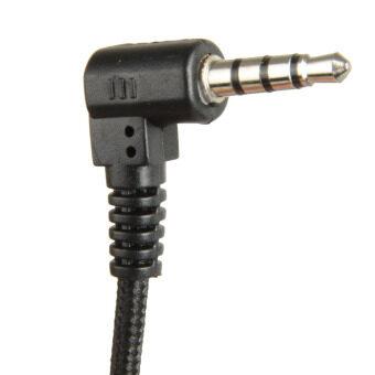Fancytoy 3.5mm 1 Pin PTT Ear Hook Earpiece Headphone for YAESUVX160/1R/2R/3R/5R/6R - 4