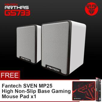 Fantech Arthas GS733 Gaming and Music Mobile Speakers with Bass Resonance Membrane for Computer PC or Laptop