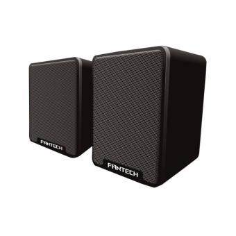 Fantech Arthas GS733 Mobile Gaming and Music Speakers with Bass Resonance Membrane (Black) Malaysia