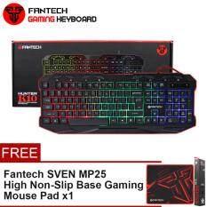 Fantech K10 Backlit Pro Gaming Keyboard for Desktop Laptop Malaysia