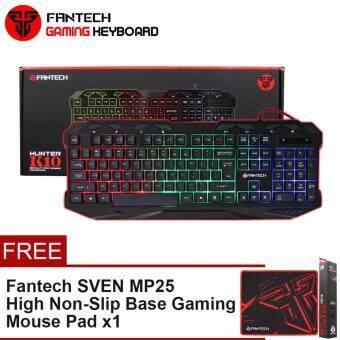 Fantech K10 Backlit Pro Gaming Keyboard for Desktop Laptop