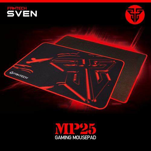 Fantech SVEN MP25 High Non-Slip Base Gaming Mouse Pad with Locking Edge Malaysia