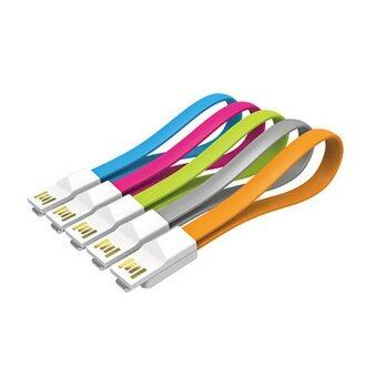 Harga Fast charging Magnet USB To Micro USB Cable - random colour