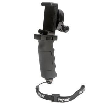 Fat Cat Hand Grip Stabilizer w/ Phone Clamp for GoPro Hero 4 3+ 3 2 - 4