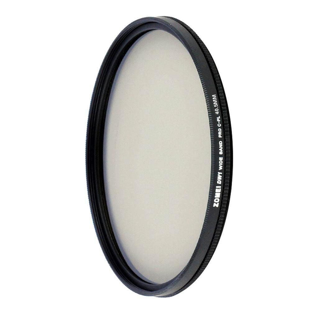 Fehiba Wangn® Profesional Ultra Ramping CPL Bundar Polarizing Polarizer Penyaring Lensa Penyaring Filter Fotografer Kebaikan-Internasional