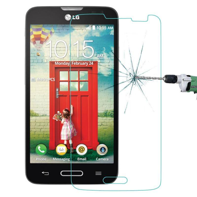For LG L70 D320N 0.26mm 9H+ Surface Hardness 2.5D Explosion-proof Tempered Glass Film - intl