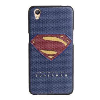 SOFT TPU 3D EMBOSSED PAINTING COVER CASE FOR SAMSUNG GALAXY S7 EDGECOW INTL. For OPPO A37 TPU 3D Painting Cover Case Blue Superman .