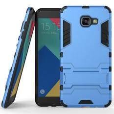 For Samsung Galaxy A7 2017 A720 Hybrid Combo Tpu Shockproof Back Case Cover Hot Pink Intl - Daftar Harga Terbaru Indonesia