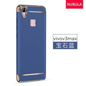 Harga For VIVO V3 Max 3 in 1 Hard PC Protective Back Cover Case/Antifalling Phone Cover/Shockproof Phone case