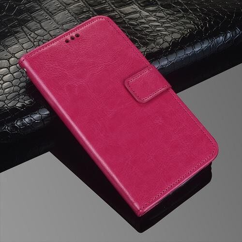 For Vivo Y55 New Classic Luxury Flip Stand Wallet PU Leather case Protective Shell Mobile Phone Bag Capas - intl