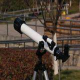 (Free Spot Watch) F60700TX Astronomical Telescope Refractor Type Space Monocular Telescope With Portable Aluminum Tripod For Land and Sky