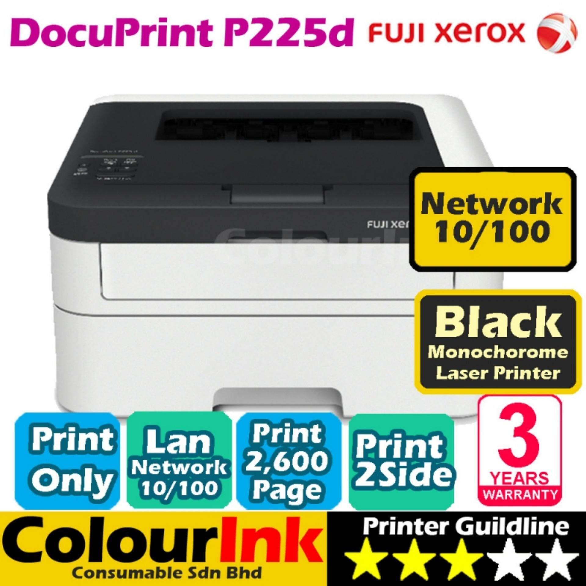 Fuji Xerox Ct202137 Toner For Printer Docuprint P115wpm115wm115z Fujixerox Dpm115z P225d Duplex Network Laser