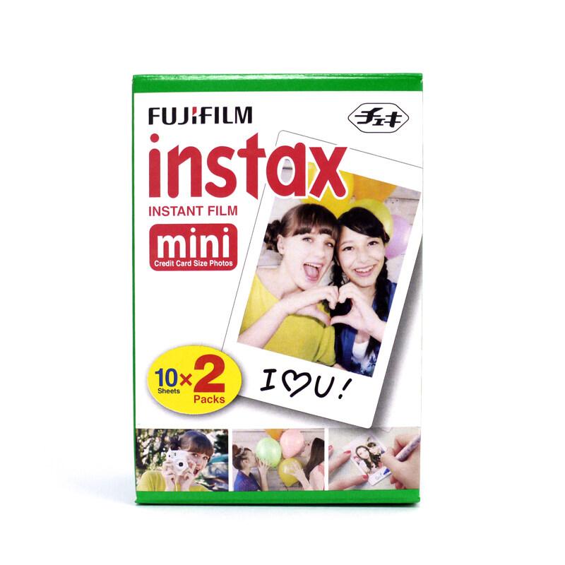 Fujifilm Instax Mini Instant White 40 Film for Fuji 7s 8 25 50s .