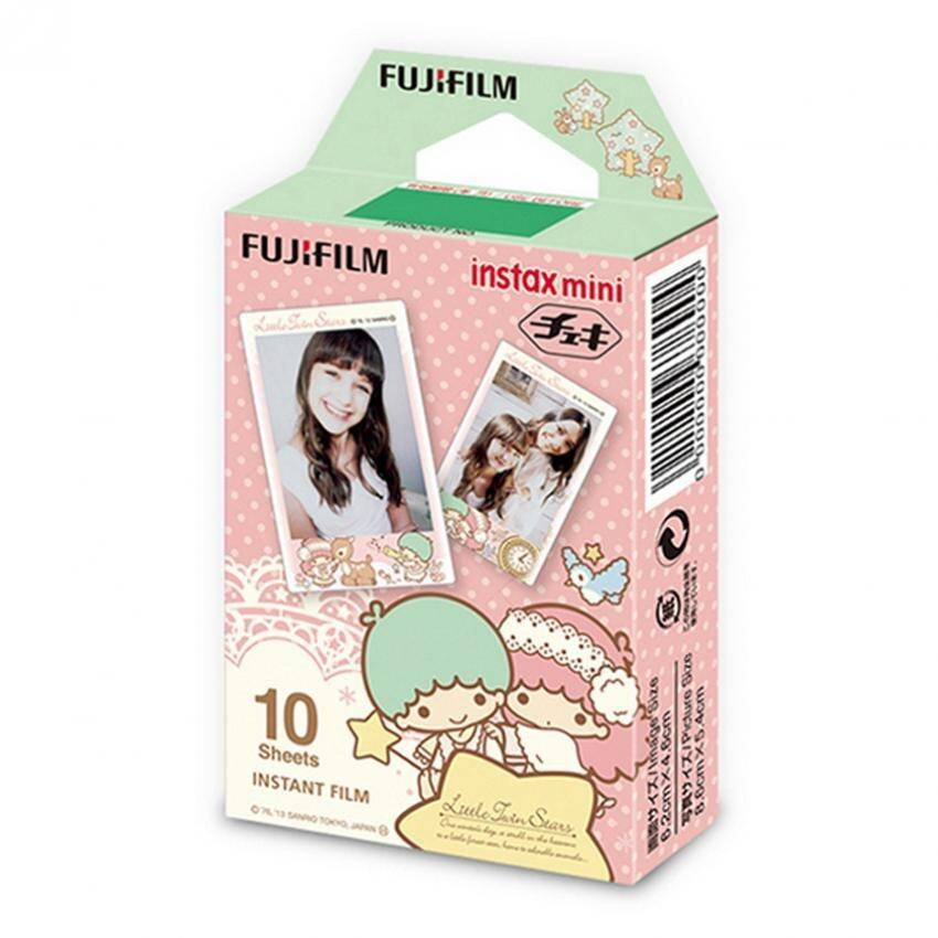 Fujifilm Instax Mini Little Twin Star Instant 10 Film for Fuji 7s 825 .