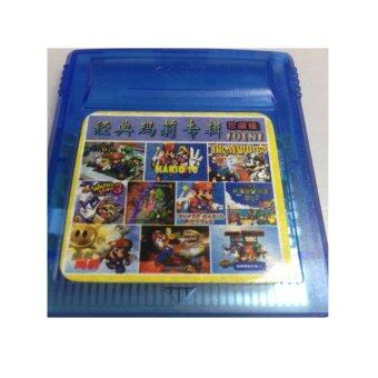 Harga Gameboy Color 10 IN 1 -Mario Deluxe Collection