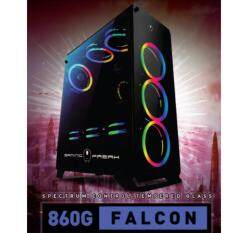 Gaming Freak FALCON 860G - SPECTRUM CONTROL TEMPERED GLASS Malaysia