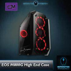 GamingFreak ATX EOS M800G 4 side Tempered Glass Malaysia