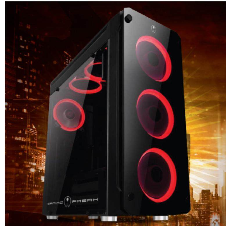 GamingFreak M2 820G PREMIUM MIDDLE TOWER CASE GFG- 820G Malaysia
