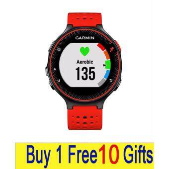 Harga Garmin Forerunner 235 GPS Running Watch (Lava Red)