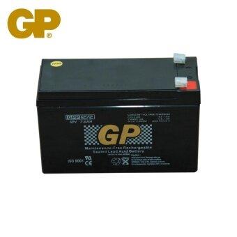 Genuine Gp 12v 7 2ah Rechargeable Sealed Lead Acid Battery