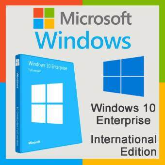 Genuine Microsoft Windows 10 Enterprise (Free E-Book $ LifetimeSupport)