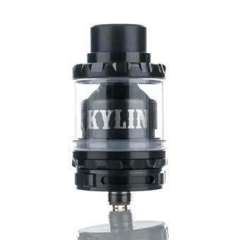 GENUINE Vandy Vape Kylin Ultra Flavor Two Post 24mm RTA (Black) Rebuildable Tank Atomizer Vape E-Cigarette (Latest Version)