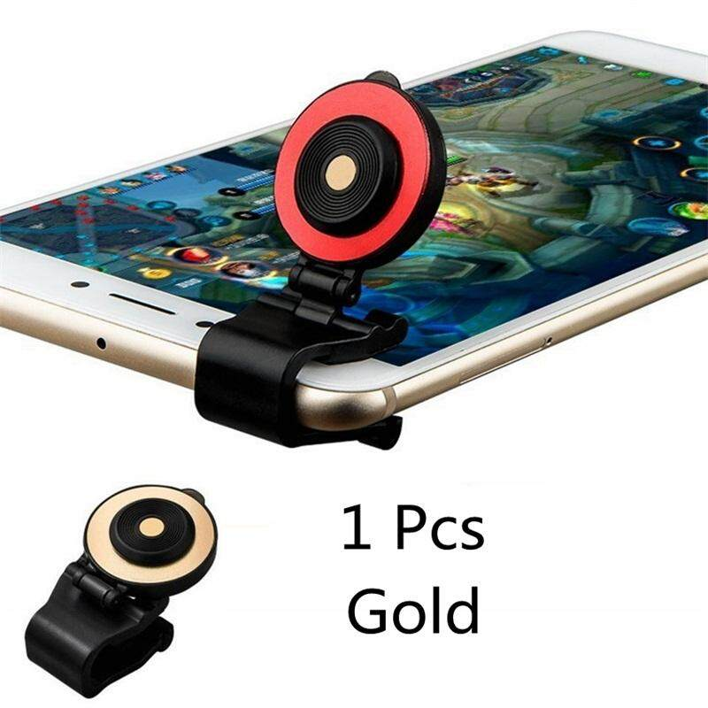 GG 1pcs Mobile Joystick Clip Touch Screen Smartphone Mini Joystick for Phone tablet Arcade Games Controller - intl