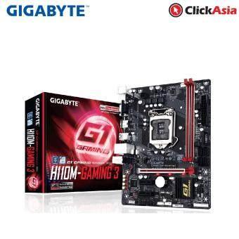 Gigabyte GA-H110M-Gaming 3 M-ATX Motherboard