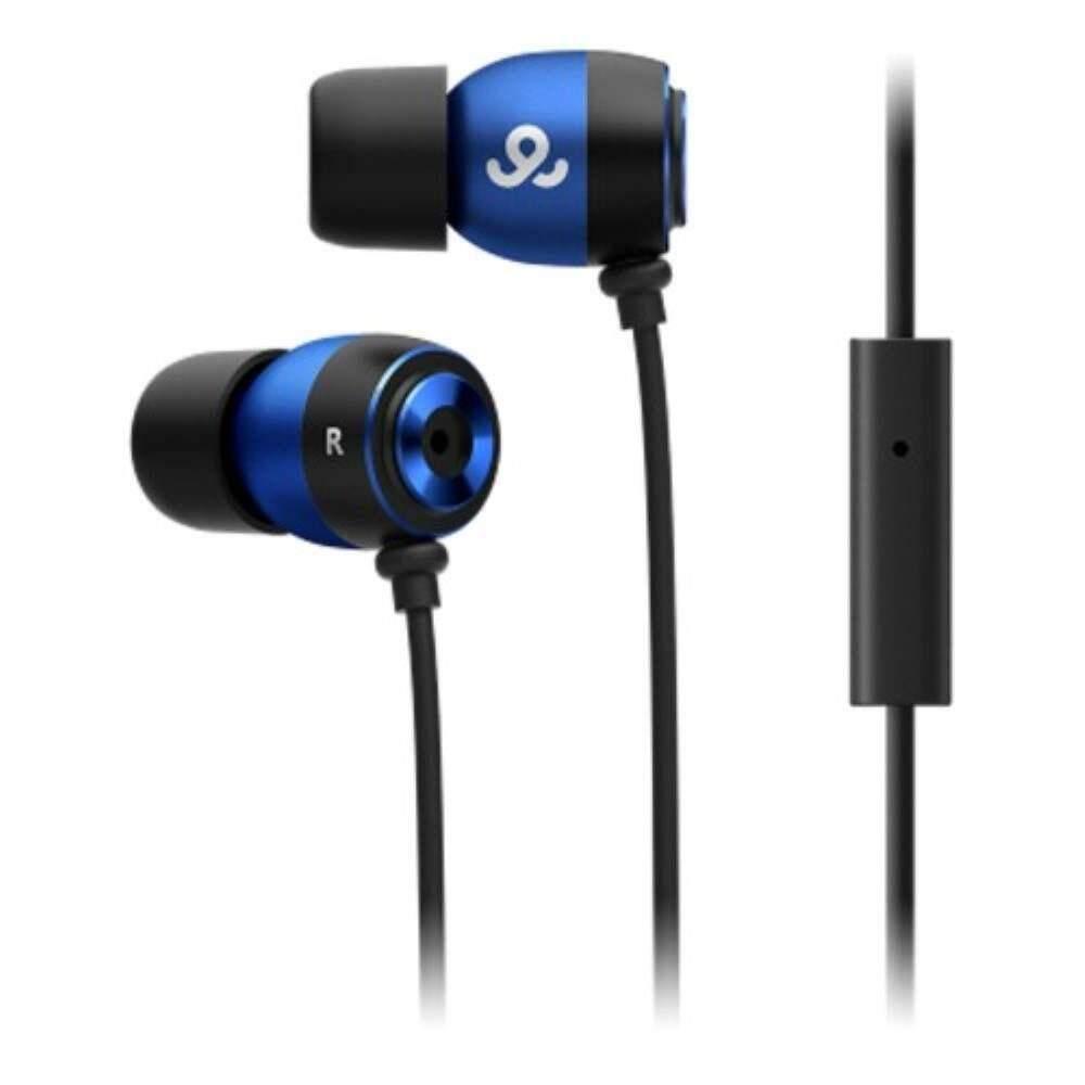 GO GEAR In-Ear Headphones Alumies - Blue (Item No: D11-14) A4R3B47