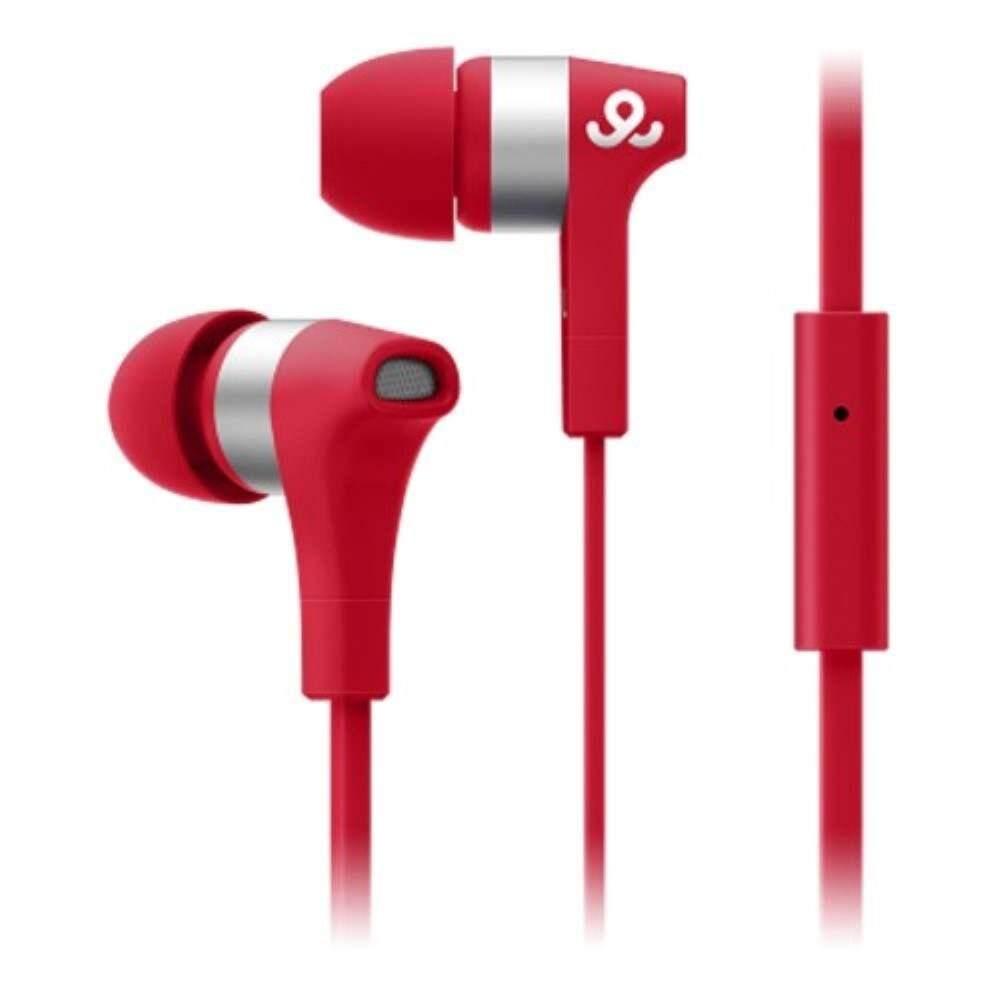 GO GEAR In-Ear Headphones Turbos - Red (Item No: D11-10) A4R3B44