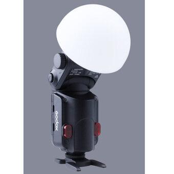 Godox AD-S17 Wide Angle Soft Focus Shade Diffuser for Speedlite Flash AD180 AD360 AD200 (Black)