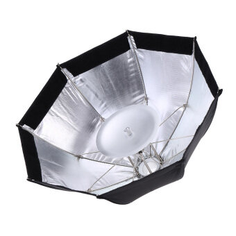 Godox S7 48cm Portable Foldable Octagon Photography Softbox Umbrella Lighting Kit for WITSTRO AD360 AD180 AD200 Series Speedlight Flash Strobe Outdoorfree