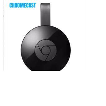 Google Chromecast 2 HDMI Streaming - TV Dongle (Black)