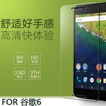 Google Nexus6 steel film Google 6p mobile phone film LG Googlenexus6p steel glass film HD explosion