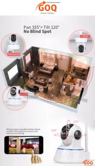GOQ 720P HD Wifi IP Security Camera P2P Wireless CCTV Night Vision