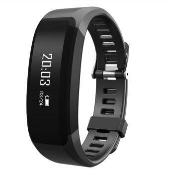 Harga H28 Smart Wristband Heart Rate Monitor Smart Watch Bracelet WristPedometer Bluetooth Smart band for iOS Android