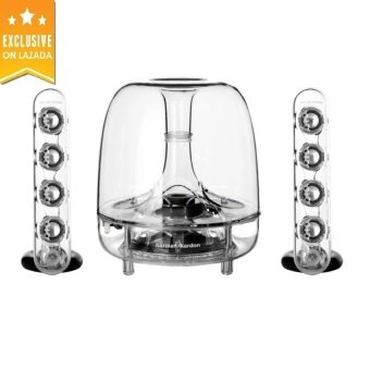 Harman Kardon Soundsticks Wireless Bluetooth Enabled 2.1 SpeakerSystem