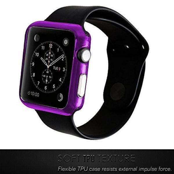 [Tugas Berat] Apple Jam Tangan/Nike + Kasus Oleh DiDaDi, 5 Warna, 42 Mm Penuh Tpu Pelindung Perlengkapan IWatch. Tahan Debu, Basuhan Anti-Air Dalam Olahraga. Anti Menggaruk Perlindungan Sarung, Polos Aksesoris!-Internasional