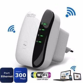 Harga HengSong 300Mbps Signal Extender Booster Wifi Repeater(US)