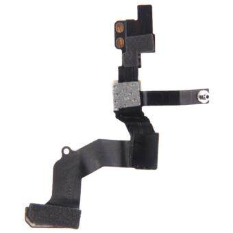 High Quality Front Camera With Sensor Flex Cable for iPhone 5 (Black) - 2