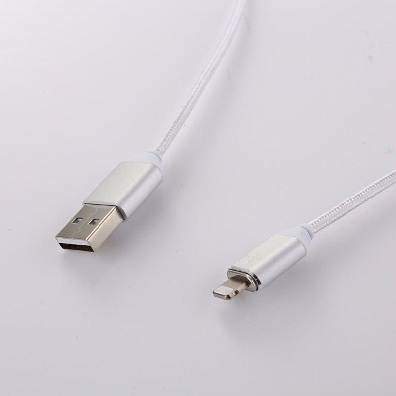 Panzer Kabel Data Pipih 1 m - Orange. Source · Magnetik Berkualitas Tinggi Kabel USB Mikro untuk Apple iPhone 7 6 6 S 5 5 S