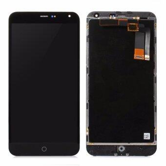 Harga High Quality New MEIZU LCD Display +Digitizer Touch Screen Assemblyfor Meizu M1 Note Phone 5.5 inch (Black)